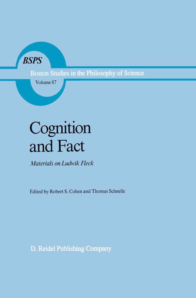 Cognition and Fact als Buch