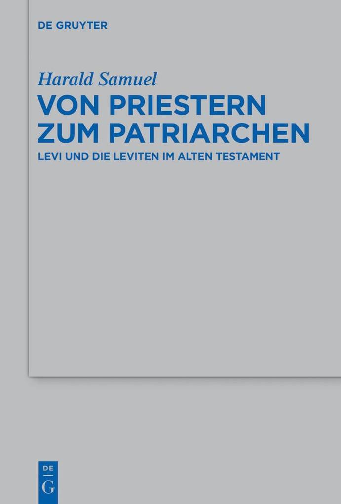 Von Priestern zum Patriarchen als eBook epub