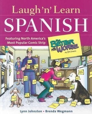 Laugh 'n' Learn Spanish: Featuring the #1 Comic Strip for Better or for Worse als Taschenbuch