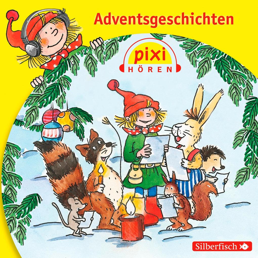Adventsgeschichten als Hörbuch Download