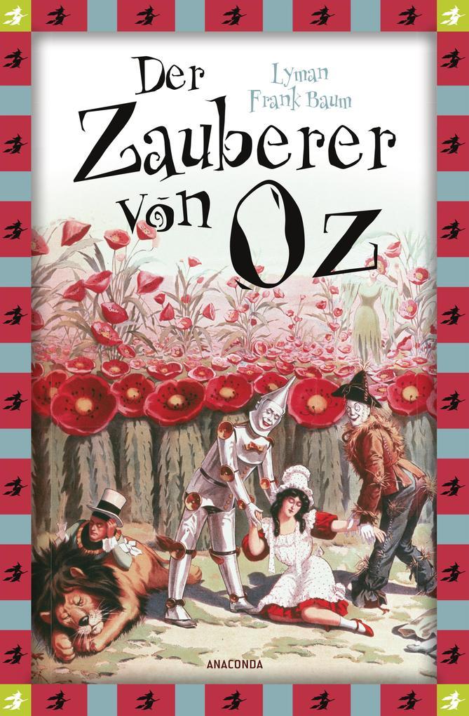 Der Zauberer von Oz (Neuübersetzung) als eBook von Lyman Frank Baum