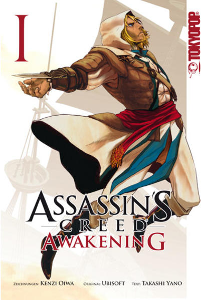 Assassin´s Creed®: Awakening 01 als Taschenbuch...