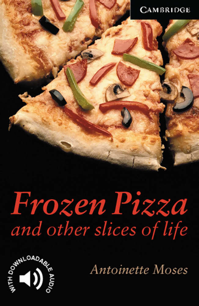 Frozen Pizza als Buch