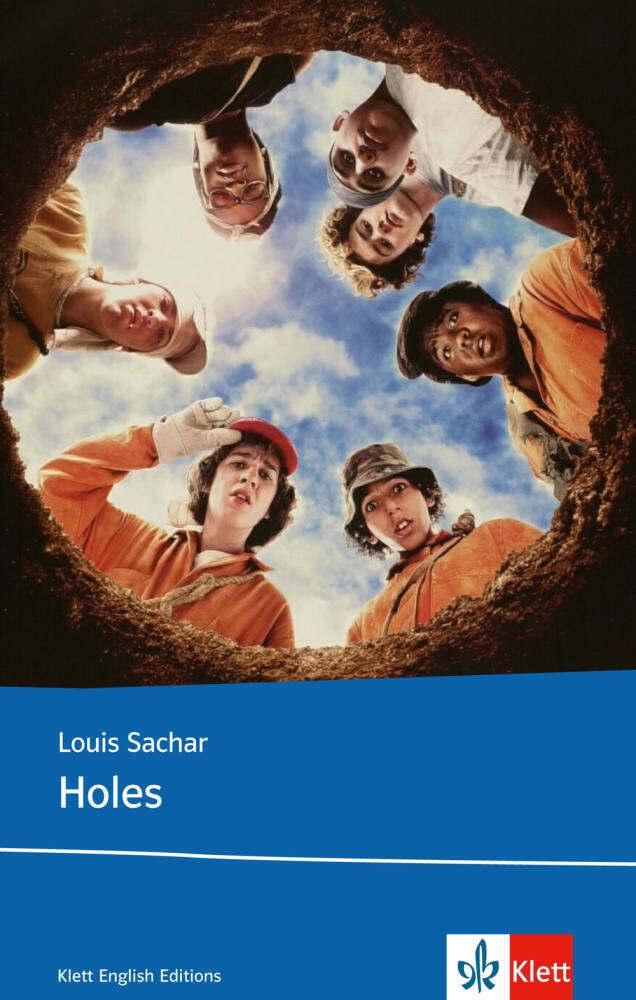 Holes als Buch