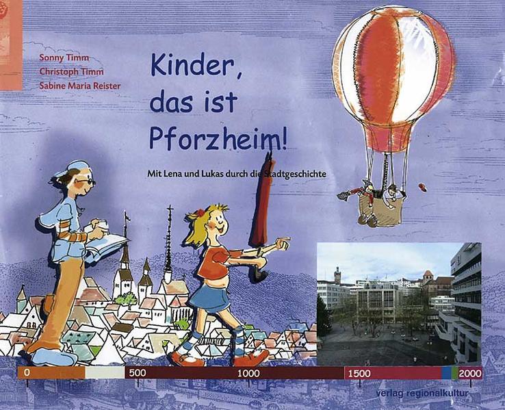 Kinder, das ist Pforzheim! als Buch