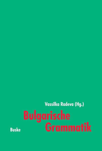 Bulgarische Grammatik als Buch