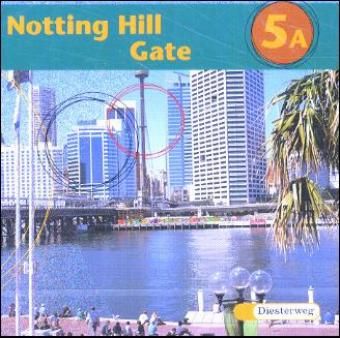 Notting Hill Gate 5 A. 2 CD als Hörbuch