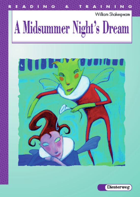 A Midsummer Nights Dream als Buch