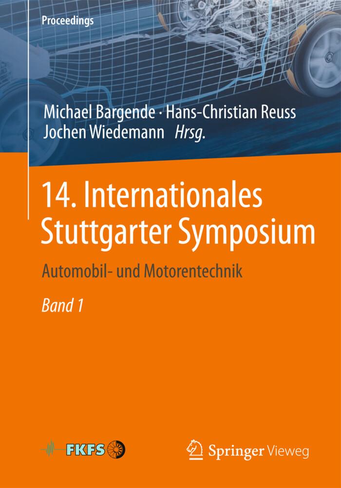 14. Internationales Stuttgarter Symposium als Buch