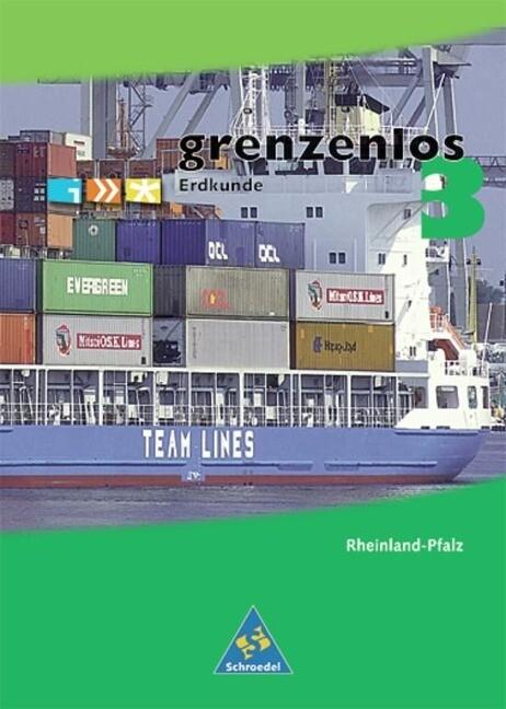 grenzenlos Erdkunde 3. Schülerband. Rheinland-Pfalz als Buch