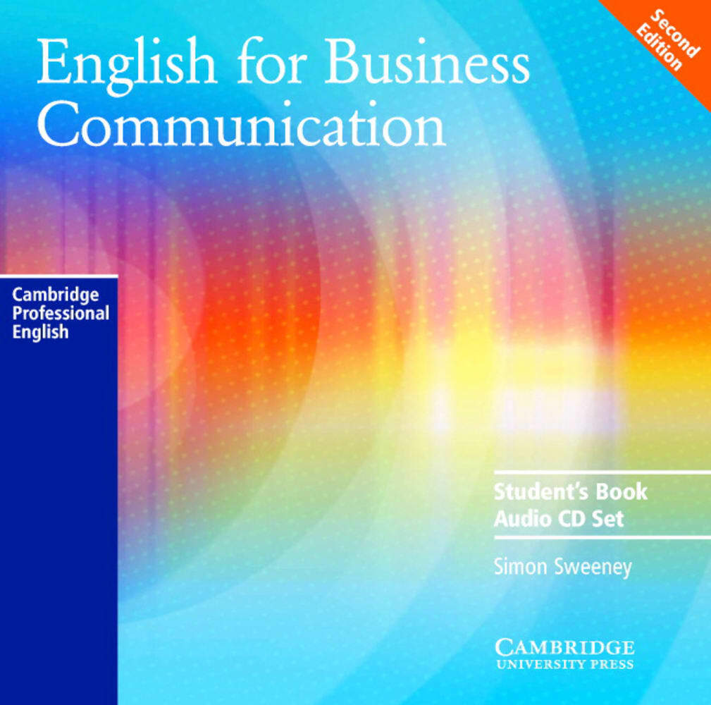 English for Business Communication. 2 CD als Hörbuch
