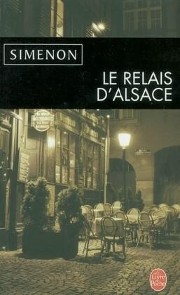 Le Relais d' Alsace als Taschenbuch