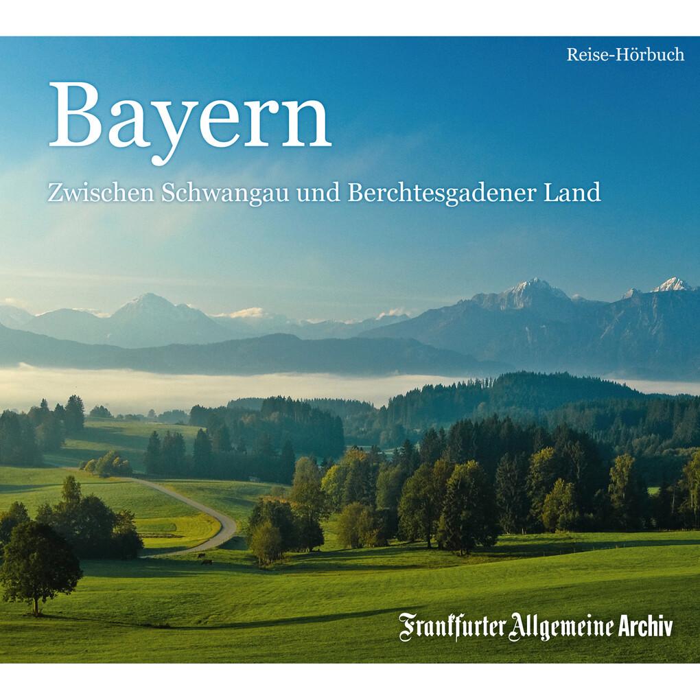 Bayern als Hörbuch Download
