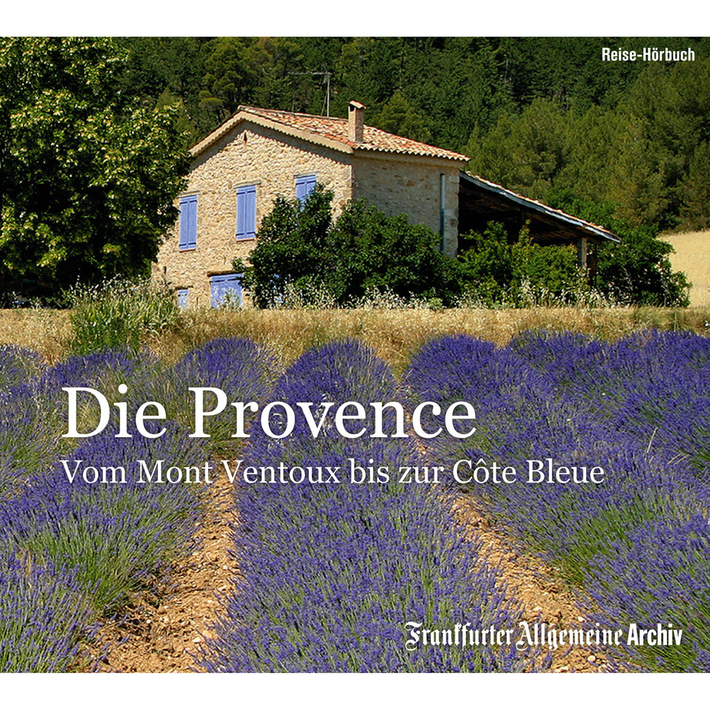 Die Provence als Hörbuch Download