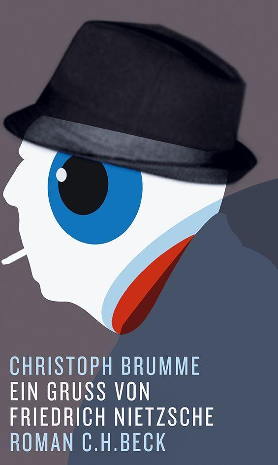 Ein Gruß von Friedrich Nietzsche als Buch von Christoph Brumme
