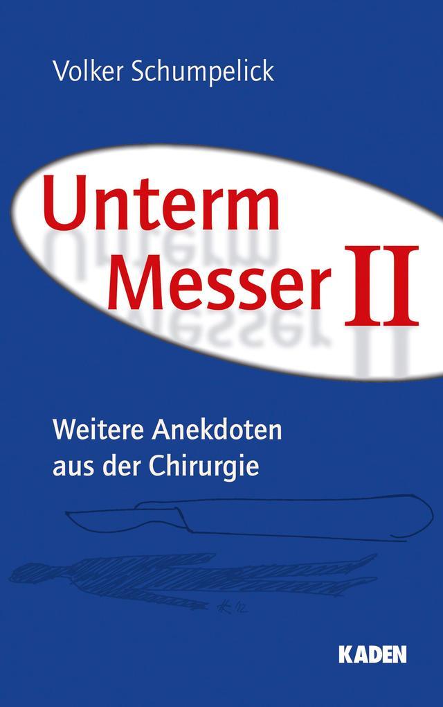 Unterm Messer II als eBook