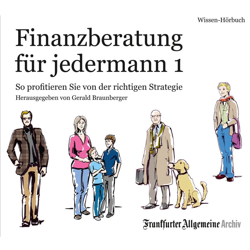 Finanzberatung für jedermann 1 als Hörbuch Download