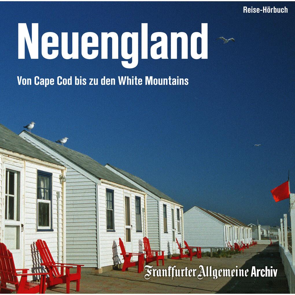 Neuengland als Hörbuch Download