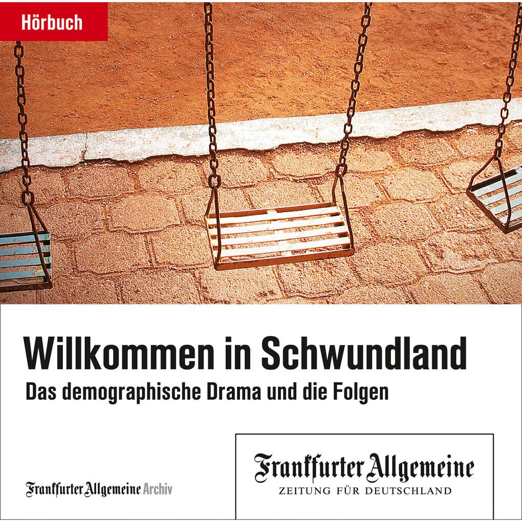 Willkommen in Schwundland als Hörbuch Download