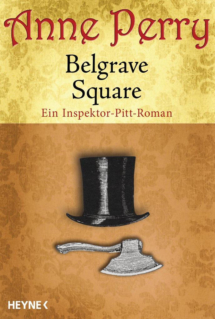 Belgrave Square als eBook von Anne Perry