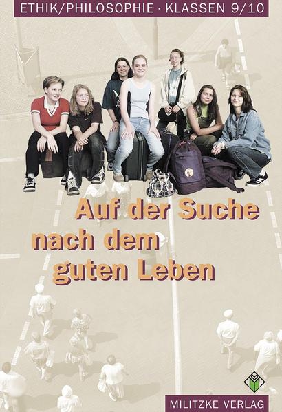 Ethik/ Philosophie. Klassen 9/10. Lehrbuch. Sachsen-Anhalt als Buch