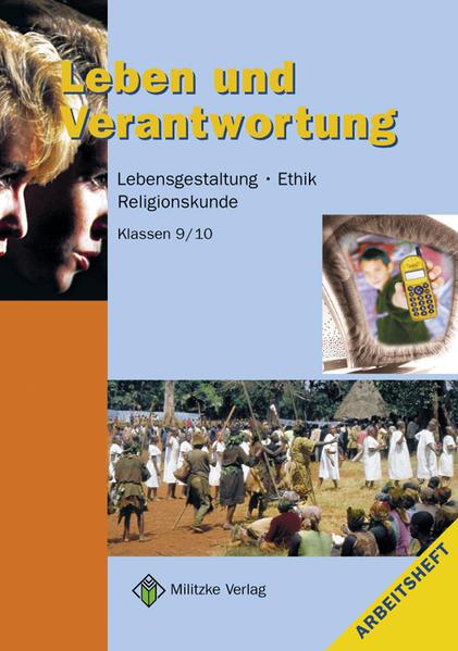 Leben und Verantwortung 10. Arbeitsheft. Brandenburg als Buch