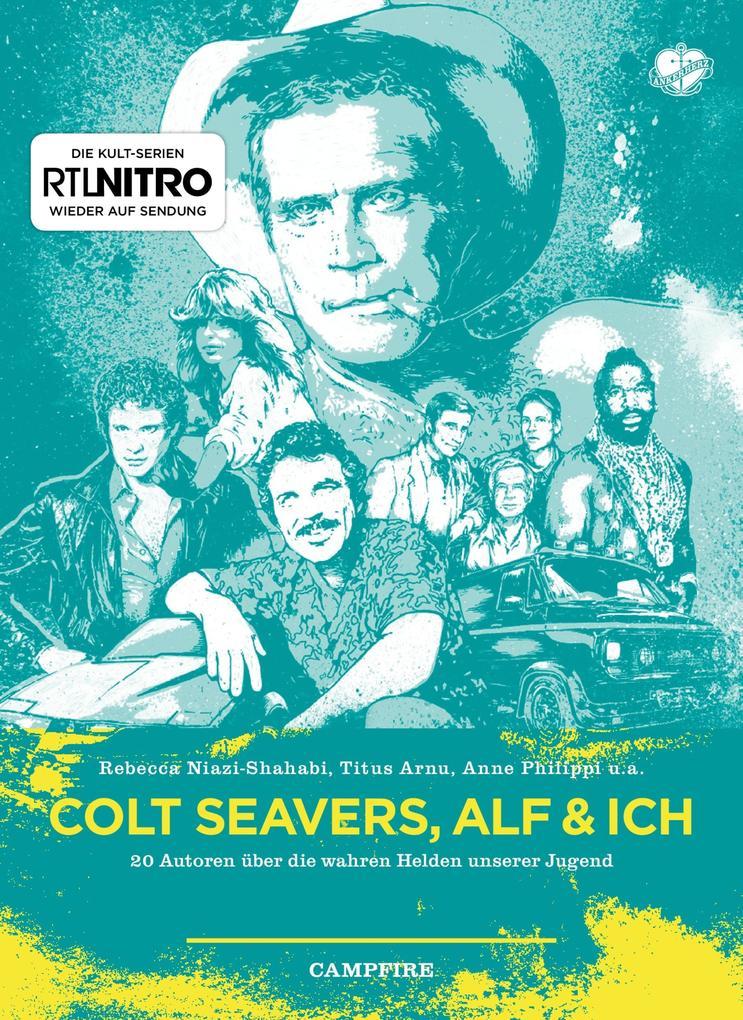 Colt Seavers, Alf & Ich als eBook