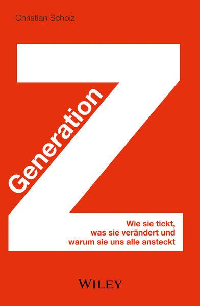 Generation Z als Buch