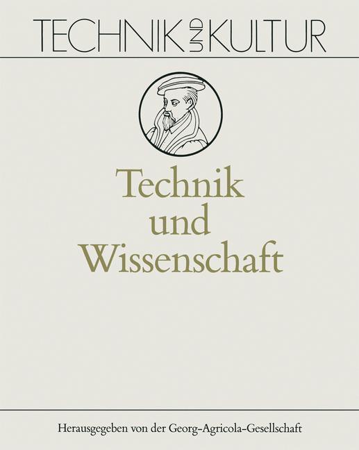 Technik und Wissenschaft als Buch von
