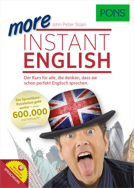 PONS More Instant English als Buch