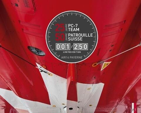 25 Jahre PC-7 TEAM / 50 Jahre Patrouille Suisse...