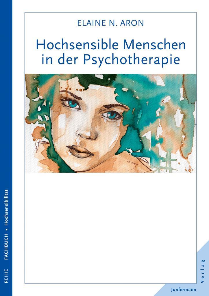 Hochsensible Menschen in der Psychotherapie als Buch
