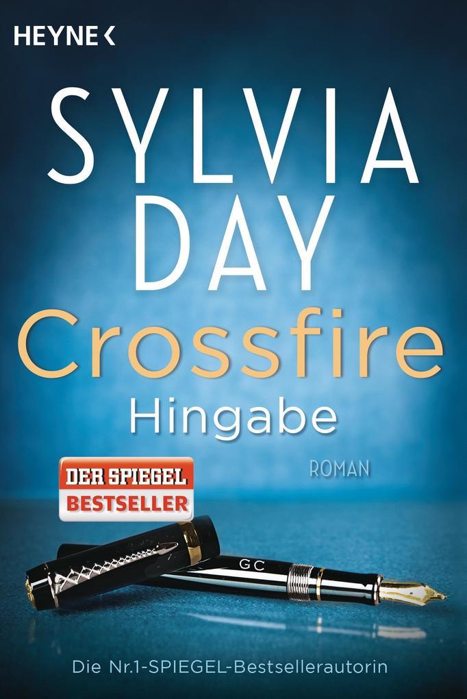 Crossfire 04. Hingabe als Taschenbuch