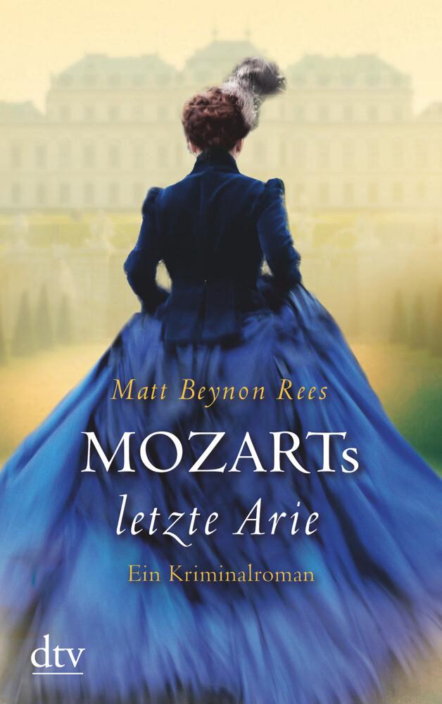 Mozarts letzte Arie als Taschenbuch