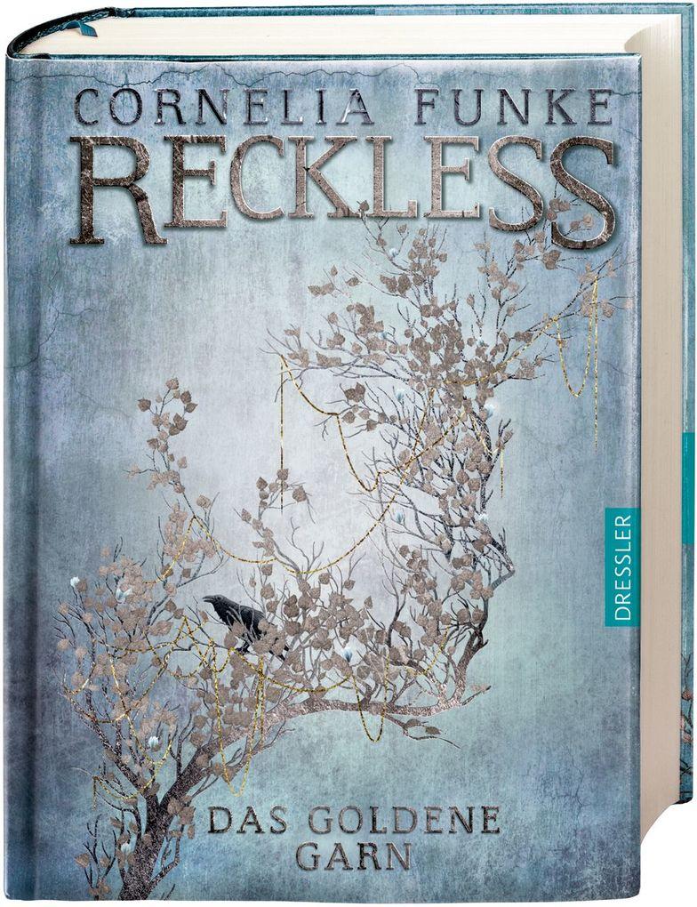 Reckless 03 - Das goldene Garn als Buch