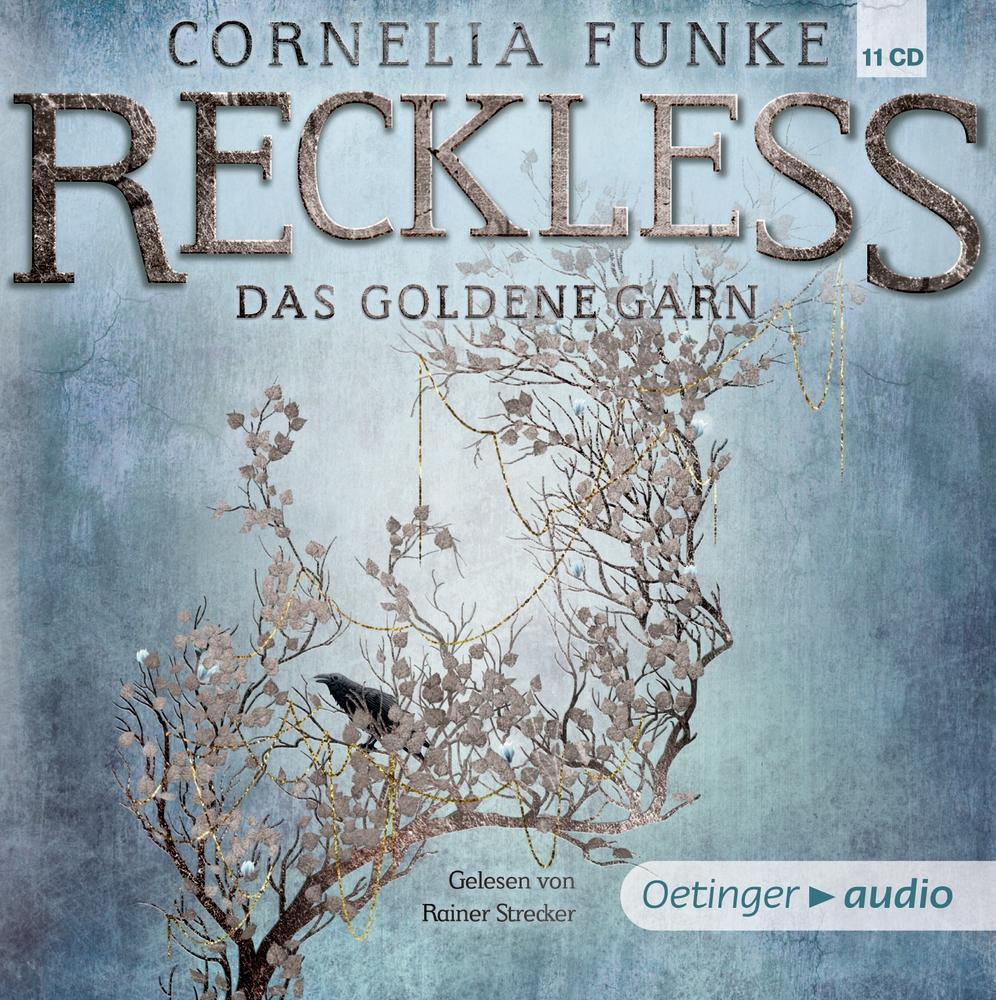 Reckless 03. Das goldene Garn (9 CD) als Hörbuch