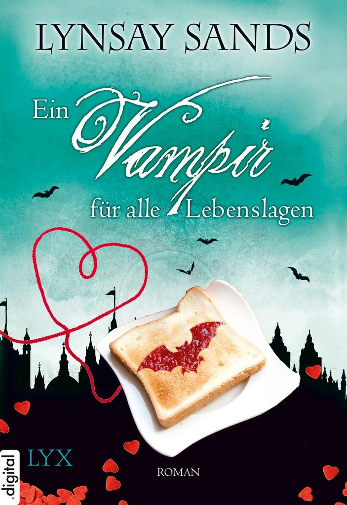 Ein Vampir für alle Lebenslagen als eBook