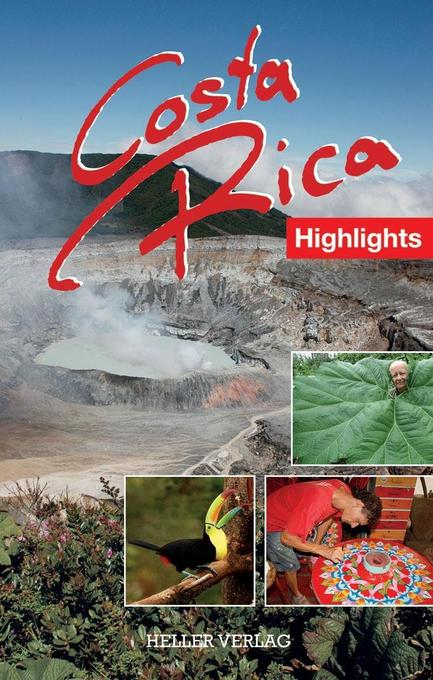 Costa Rica Highlights als Buch