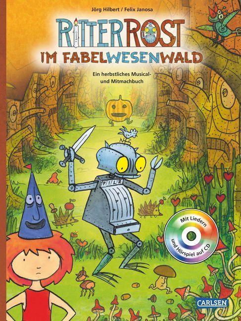 Ritter Rost: Ritter Rost im Fabelwesenwald