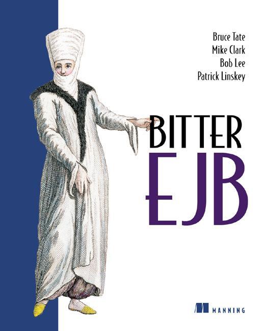 Bitter EJB als Buch