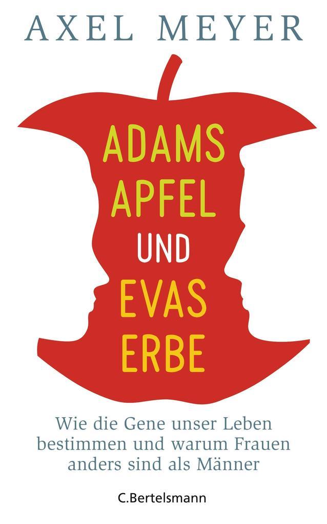 Adams Apfel und Evas Erbe als Buch