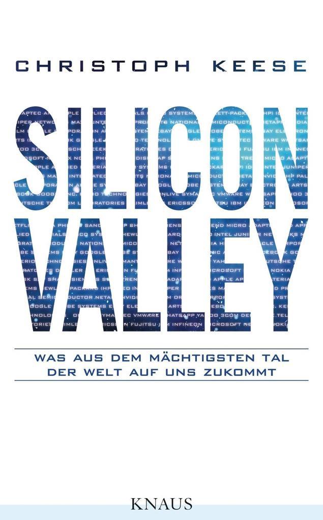 Silicon Valley als Buch