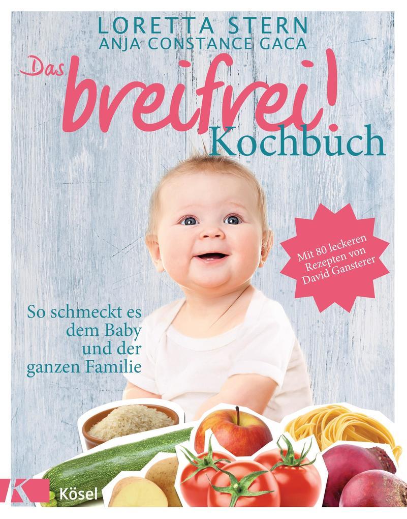 Das breifrei!-Kochbuch als Buch