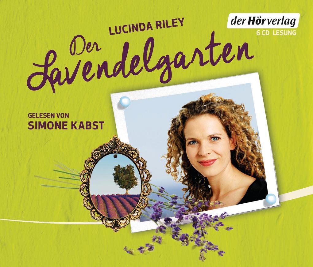 Der Lavendelgarten als Hörbuch CD