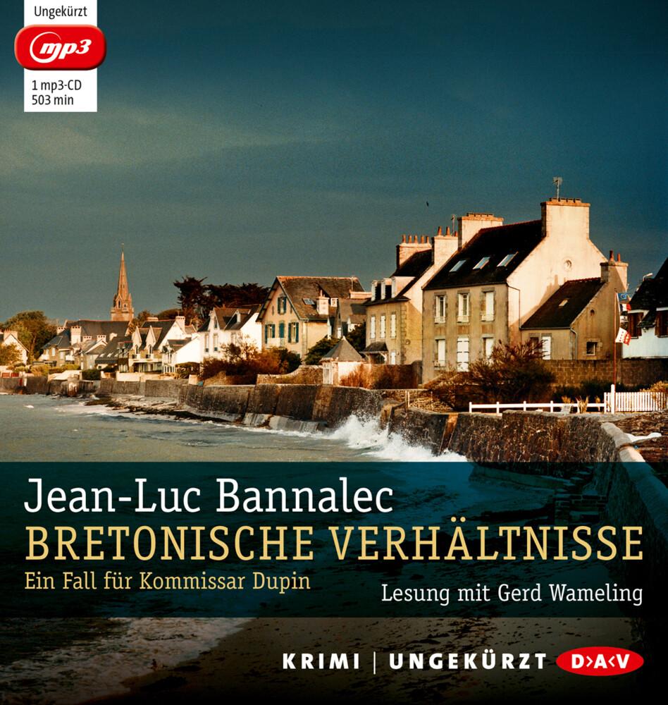 Bretonische Verhältnisse als Hörbuch
