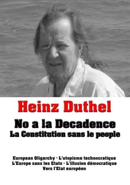 Heinz Duthel: No a la Decadence als eBook