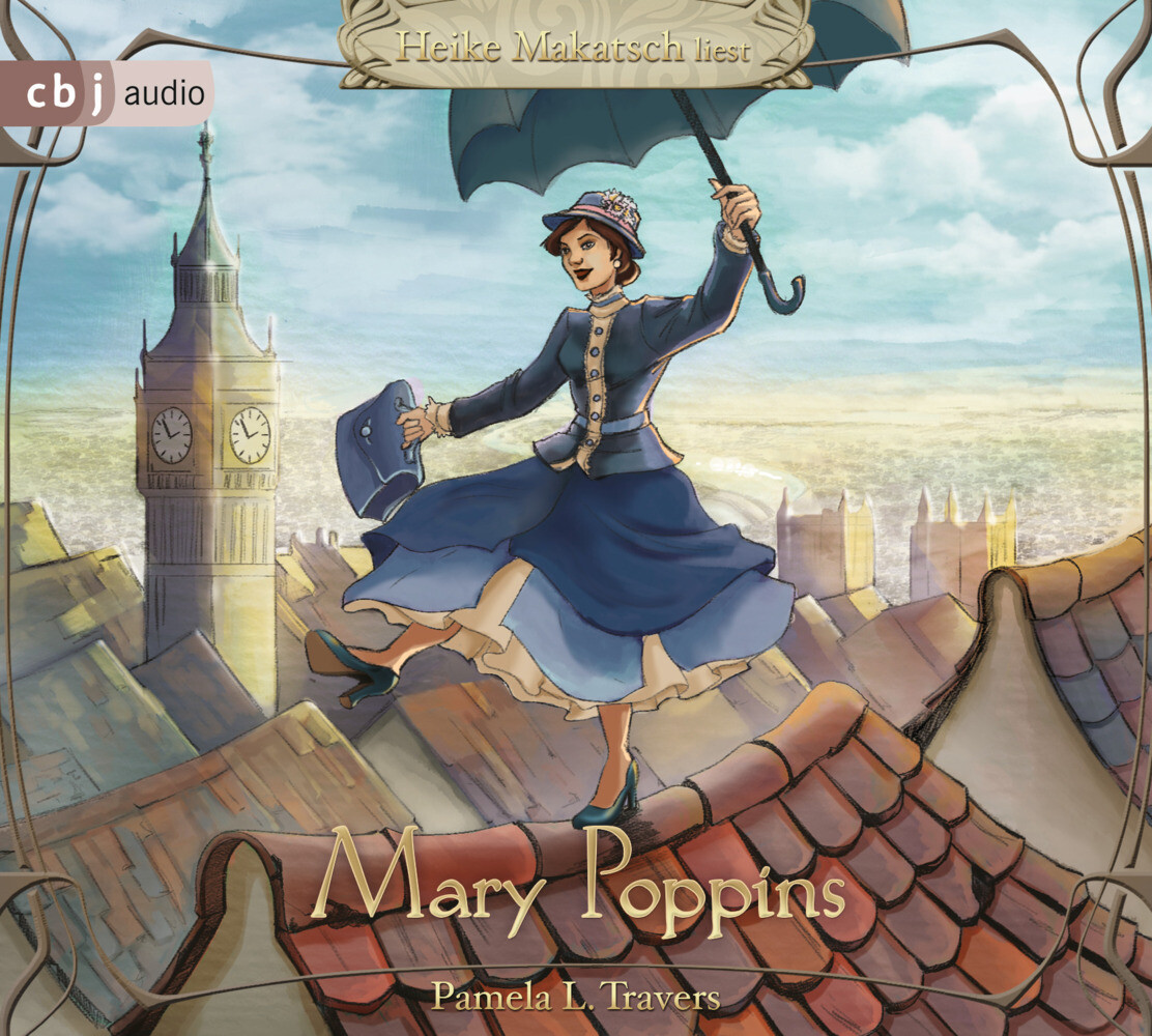 Mary Poppins als Hörbuch