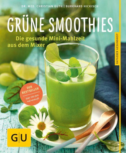 Grüne Smoothies als Buch