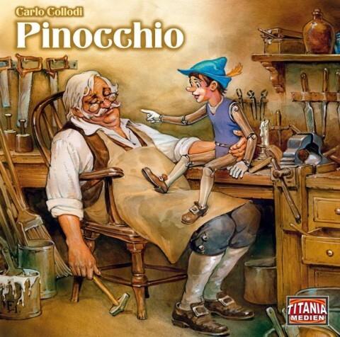Pinocchio als Hörbuch