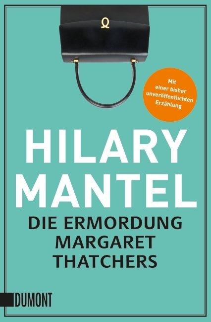 Die Ermordung Margaret Thatchers als Buch